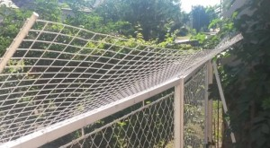 szökésbiztos kerítés